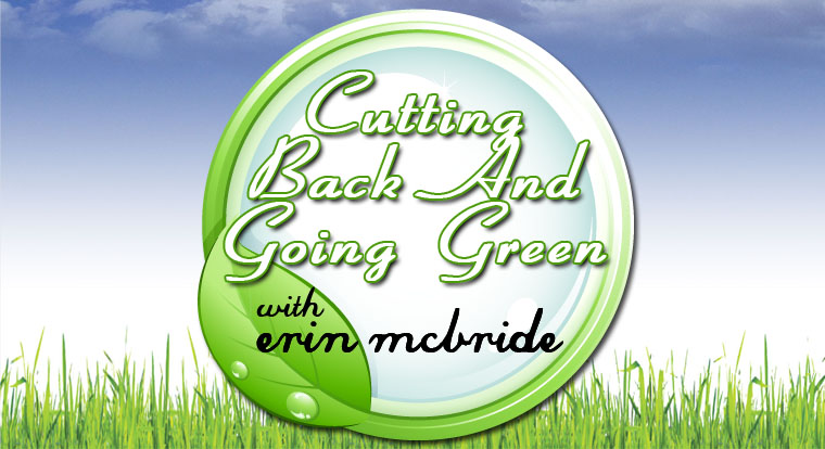 Going green icon