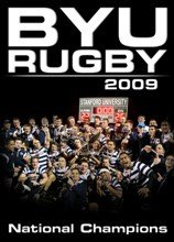 Cover of the BYU Rugby 2009 Championship video
