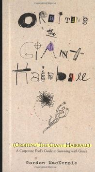 Orbiting the Giant Hairball book cover
