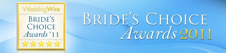 Graphic of the Bride's Choice award