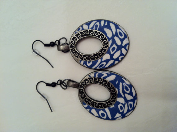 earings by Lorianne