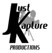 Logo for Just Kapture Productions