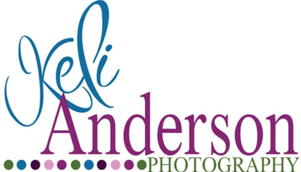 Logo for Keli Anderson Photography