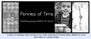 Pennies of Time logo