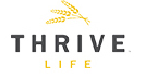 Logo for Thrive Life