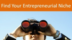 Find Your Entrepreneurial Niche