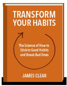 HabitsBookJamesClear